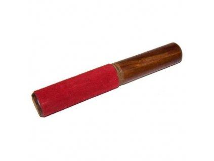 Drevená palička polstrovaná