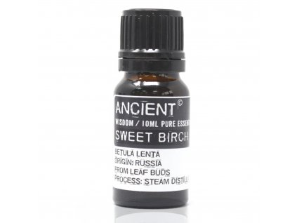 Esenciálny olej Breza tuhá 10ml