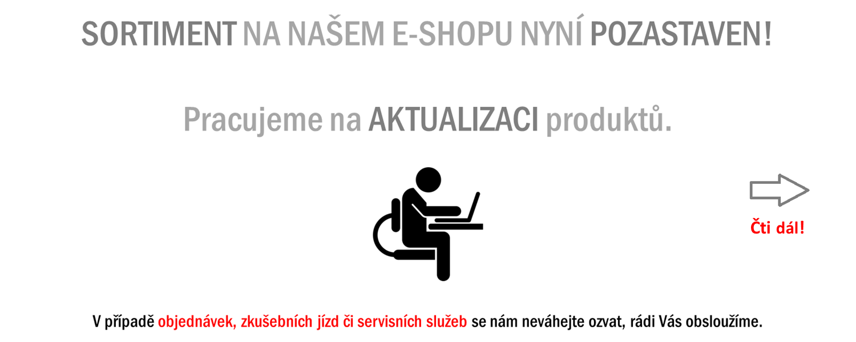 Změna E-shopu