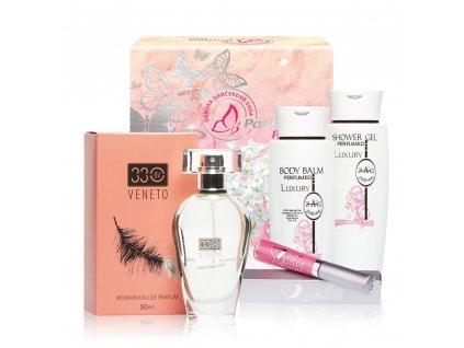 330 darcekove balenie parfum gel balzam lesk na pery 383
