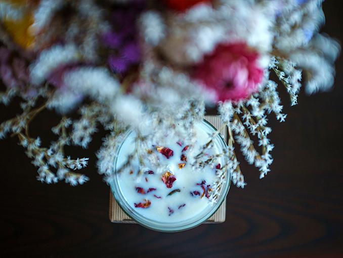 Valentín v duchu prírodných vôní