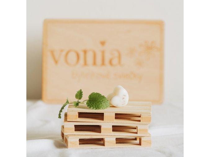 Vonný vosk citrónová tráva www.Vonia.sk
