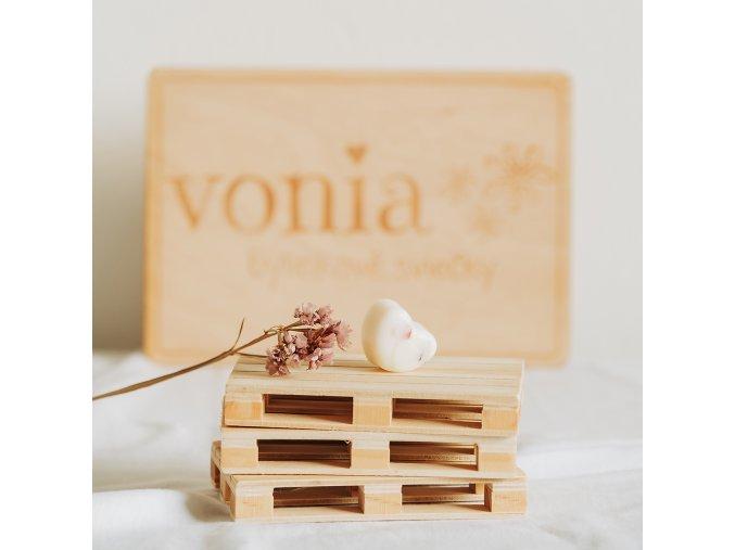 Vonný vosk ružové drevo Vonia