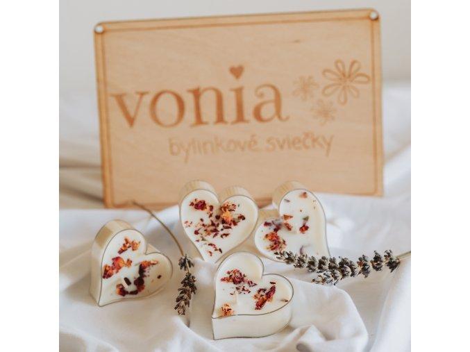 Veľký sviečkový balíček www.Vonia.sk