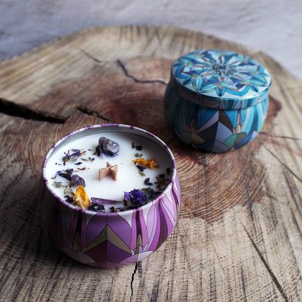 Tichý svět: VonTree Candle -  handmade firma
