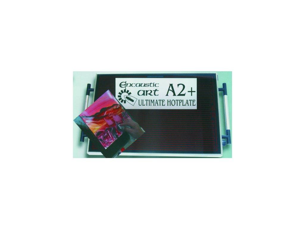 Ohřívací deska s termostatem