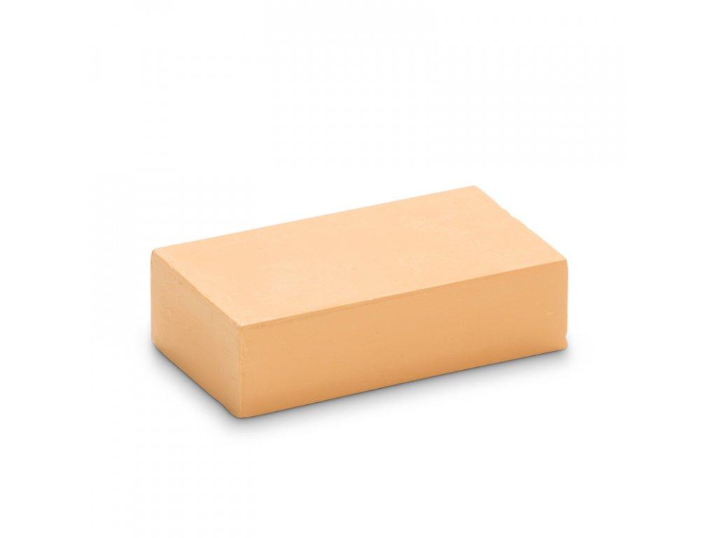BLOK 30 pastelová oranžová