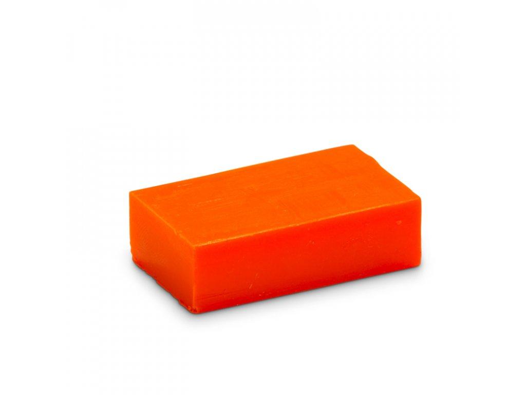 BLOK 38 neonová oranžová