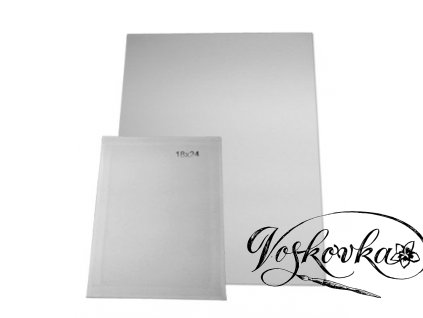 Deska s plátnem