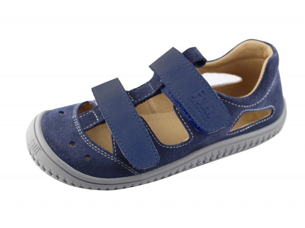 Filii Ocean Klett W - dětská letní obuv - sandály - V pavučině efec269b21
