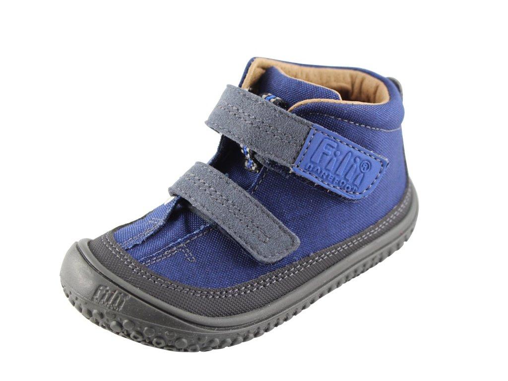 Filii Mamba (Tex Vegan ocean graphit) M - dětská celoroční obuv - V ... b679fbc75c