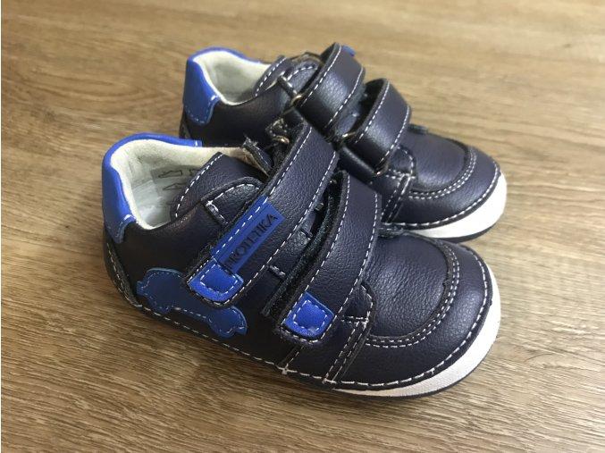 Protetika Levis (modré) - dětská celoroční obuv