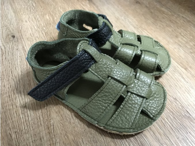 Baby Bare Shoes Sandals New - Bosco