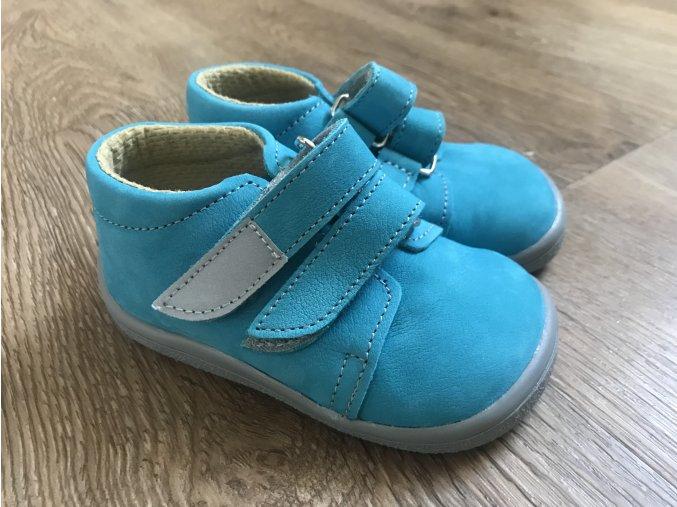 Beda Barefoot Tobias/Rebecca (vyšší, vel. 22 - 24) - dětská celoroční obuv