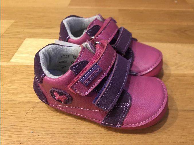Protetika Valery - dětská zateplená obuv