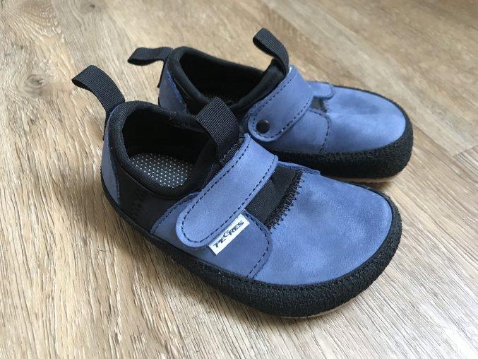 Pegres Barefoot BF30 modrá