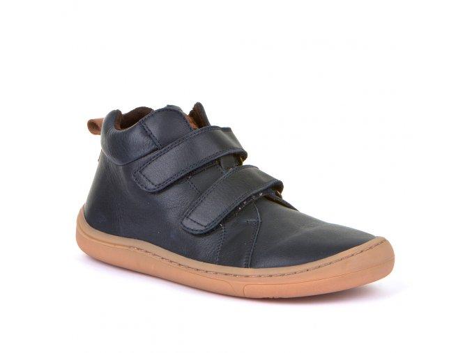 Froddo barefoot G3110169 (tmavě modré) - dětská celoroční obuv