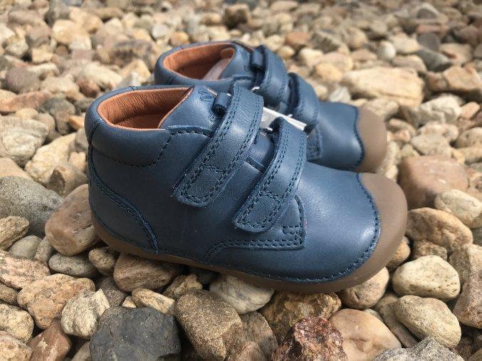 Bundgaard Petit Petrol - dětská celoroční obuv
