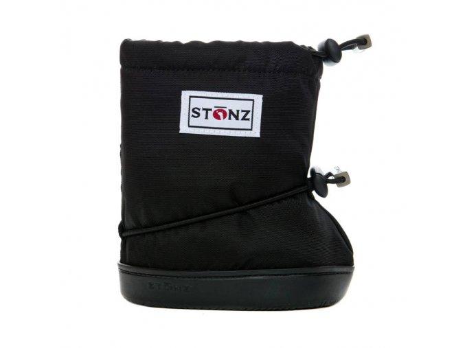 STONZ Booties Toddler černá - dětská celoroční/zimní obuv
