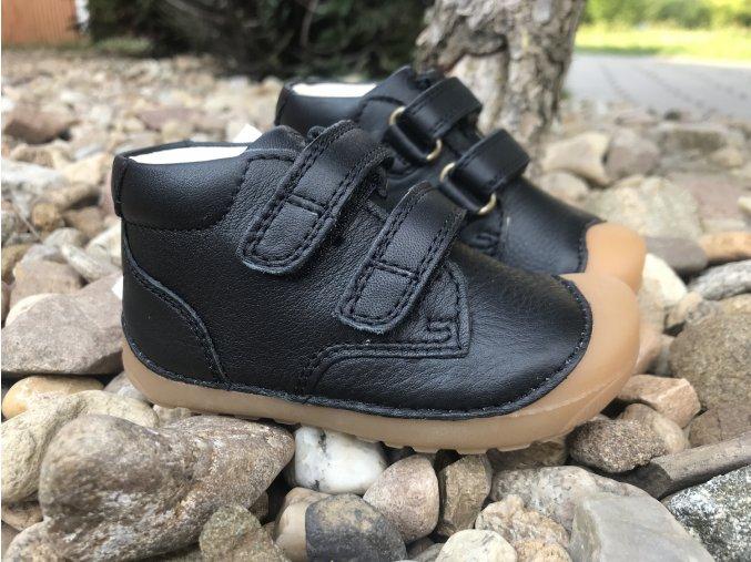 Bundgaard Petit Black - dětská celoroční obuv