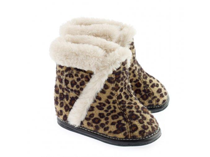Jack & Lily TILLY | PRO HOLKY - dětská zimní obuv