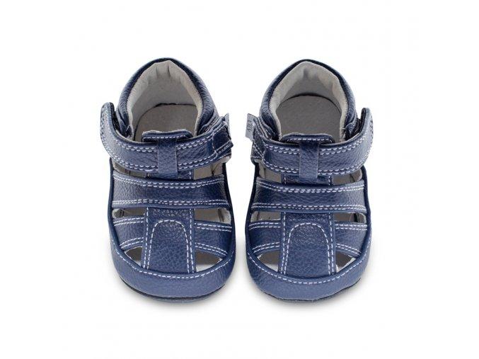 Jack & Lily BENJAMIN - dětská celoroční obuv - sandály