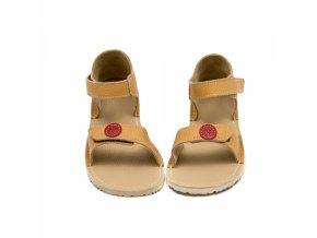Zeazoo Ariel Ocher - dětská letní obuv - sandály