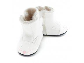 Jack & Lily BAMBI (My Mocs Boots) - dětská zimní obuv