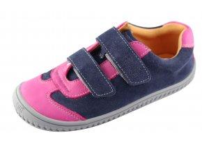 Filii Leguan Ocean/Pink W - dětská celoroční obuv