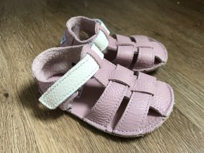 Baby Bare Shoes Sandals New - Candy
