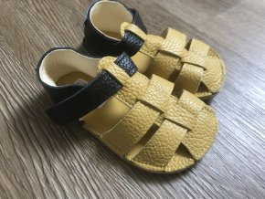 Baby Bare Shoes Sandals New - Ananas