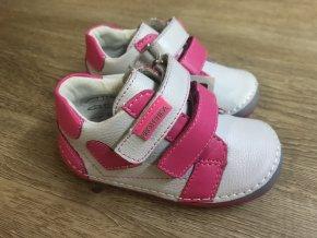 Protetika Pony (šedorůžové) - dětská celoroční obuv