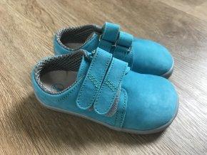 Beda Barefoot Tobias/Blue Mandarine (nízké) - dětská celoroční obuv