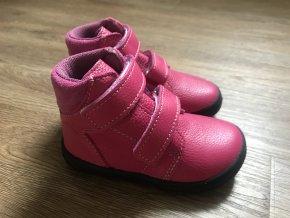 Jonap Barefoot model B2/MV (suchý zip, různé barvy) - dětská celoroční obuv