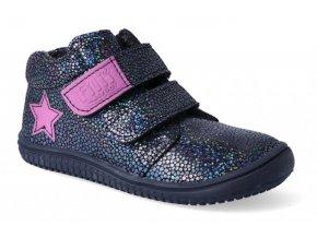 Filii Chameleon Glitter Ocean Fleece M - dětská celoroční obuv