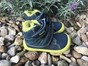 Protetika Kabi green - dětská zimní obuv