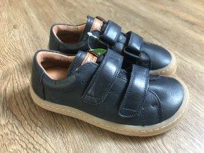 Froddo barefoot G3130148 (tmavě modré) - kožená dětská celoroční obuv
