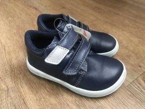 Jonap Barefoot model B1/MV modrá - dětská celoroční obuv