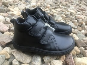 Froddo barefoot G33110172 (černé) - dětská celoroční obuv