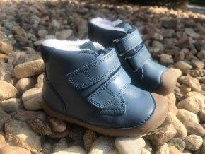 Bundgaard Petit Winter Petrol - dětská zimní obuv