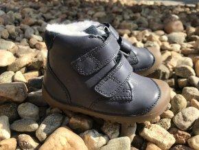 Bundgaard Petit Winter Navy - dětská zimní obuv