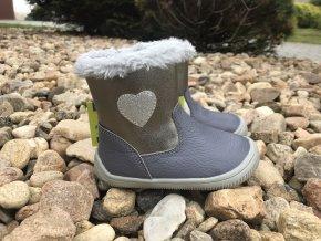Protetika Lory - dětská zimní obuv
