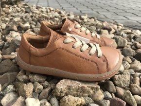 Froddo barefoot G3130173-2 (hnědé) - kožená celoroční obuv