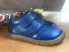 Lurchi Noah Cobalto - kožená dětská celoroční obuv