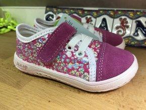 Jonap Barefoot model B15 Airy (růžové) - dětská celoroční obuv