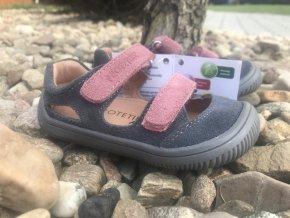 Protetika Berg Grigio - dětská letní obuv, sandály