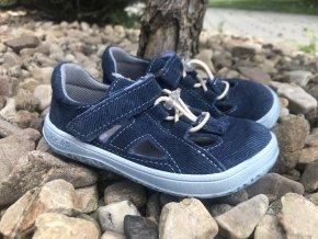 Jonap Barefoot B9S (riflová) - dětská letní obuv