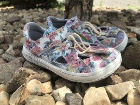 Jonap Barefoot B9S (kytka) - dětská letní obuv