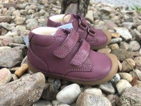 Bundgaard Petit Dark Rose - dětská celoroční obuv