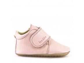Froddo Prewalkers světle růžové - dětská celoroční obuv